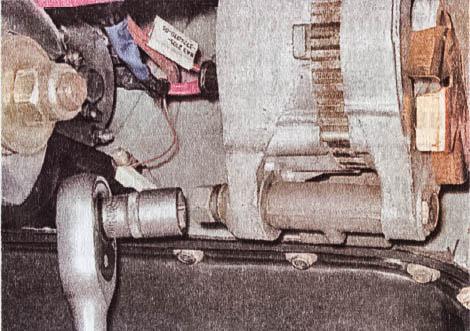 Фото №13 - замена таблетки генератора ВАЗ 2110