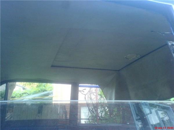 Потолок Ваз 2105