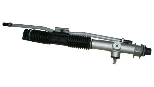 Вид рулевой рейки ВАЗ 2108