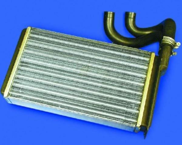 Вид радиатора печки ВАЗ 21099