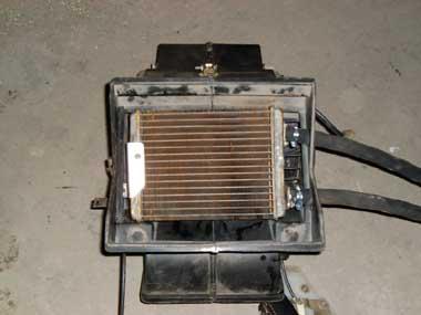vaz 2114 zamena radiatora pechki - Замена радиатора печки ваз 2114 своими руками - полезные советы