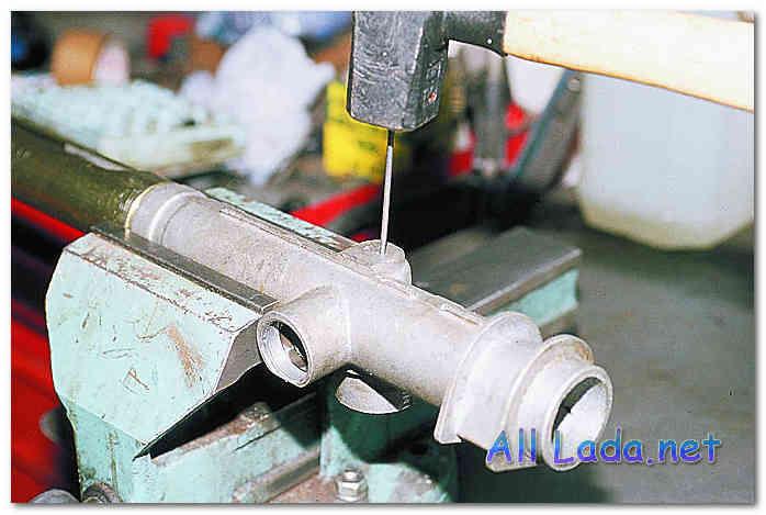 Фото №13 - ремонт рулевой рейки ВАЗ 2110 своими руками