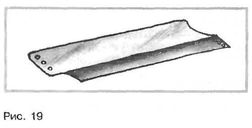 Алюминиевая пластинка