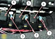 Маркировка дополнительных электроцепей