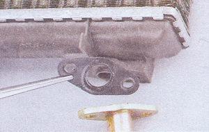 Резиновая прокладка