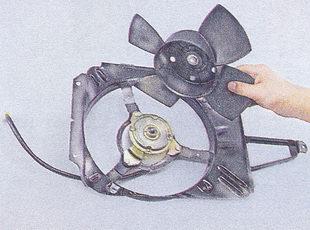 Ремонт вентилятора автомобиля