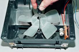 Замена вентилятора отопителя ваз 2107