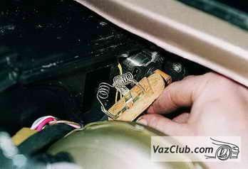 Резистор отопительной системы ВАЗ 2110