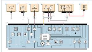 Схема работы датчика давления масла