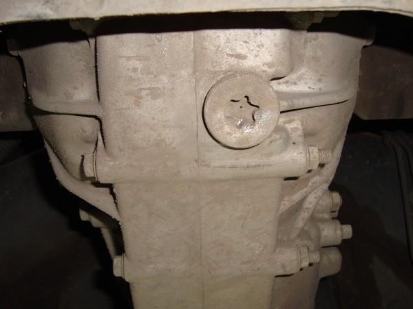 Пробка слива КПП ваз 2115