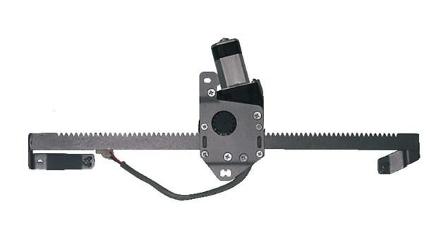 Реечный стеклоподъемник ВАЗ 2110 - фото, описание на VAZ
