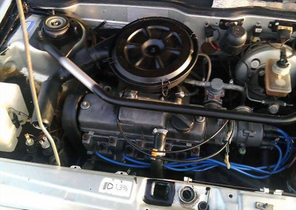 Установка двигателя в автомобиле ВАЗ 21099