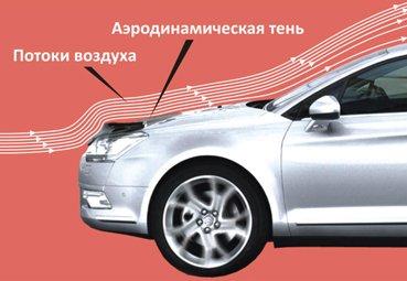 Смысл установки мухобойки на автомобиль