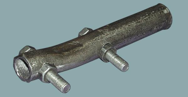 Самодельный ключ для удержания фланца ведущей шестерни