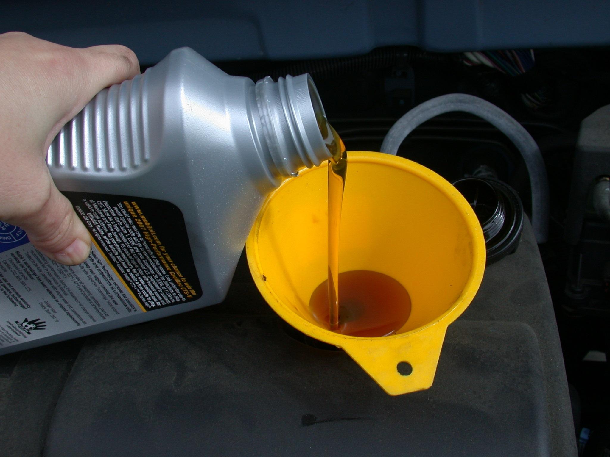 Масло попадает в охлаждающую жидкость радиатор палан масла ваз