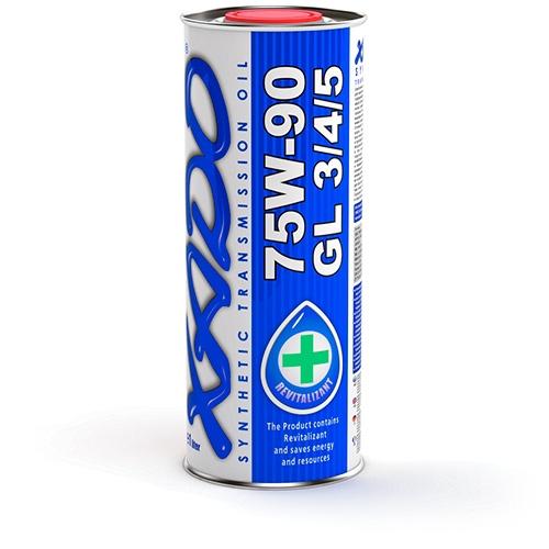 Масло XADO 75W-90