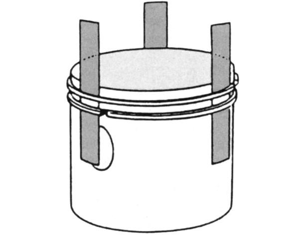 Замена маслосъемных колец на ваз 2107