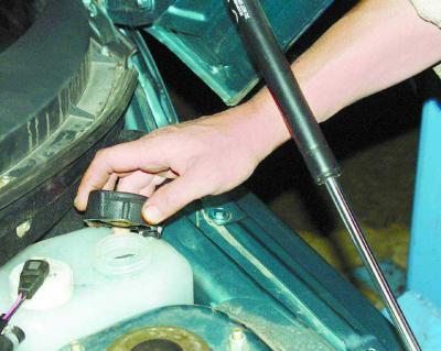 ВАЗ 2112 как заменить тосол