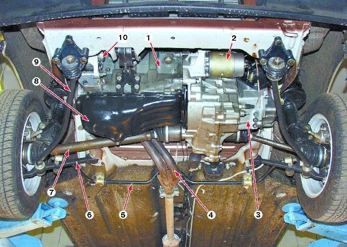 двигатель ваз 21099 инжектор