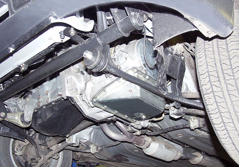 Фото №14 - тюнинг коробки передач ВАЗ 2110