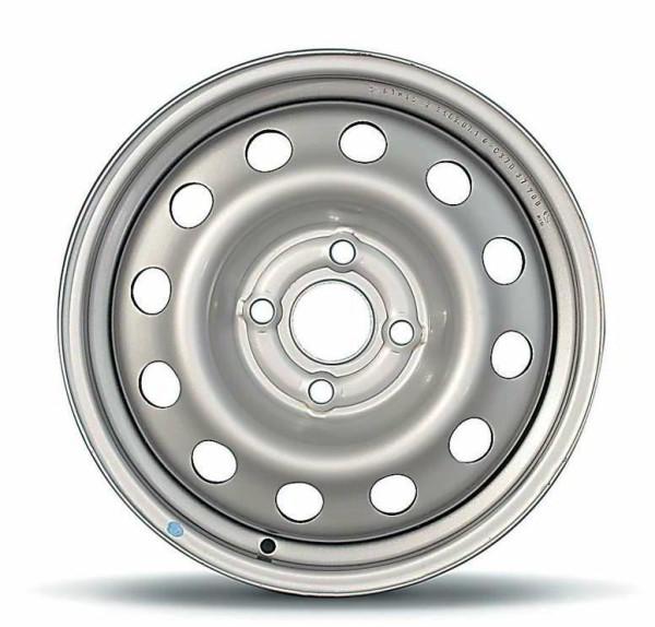 Штампованный стальной диск