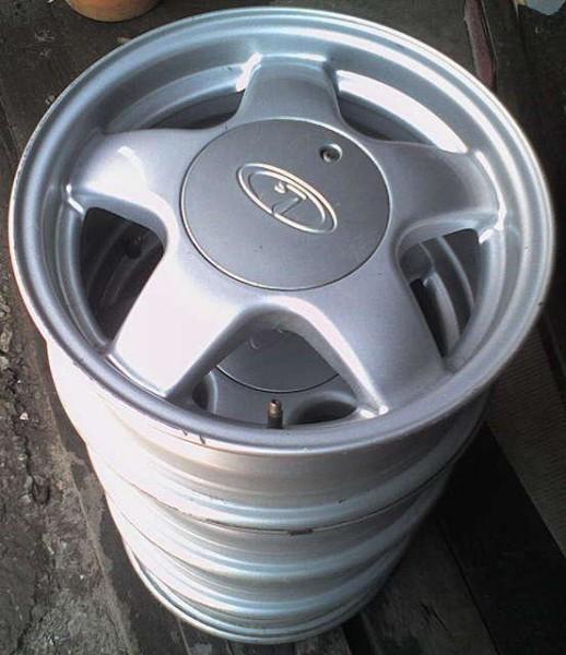 Литые диски ваз 2110