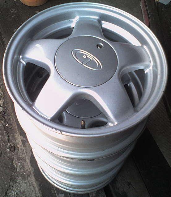 Литые диски на ваз фото