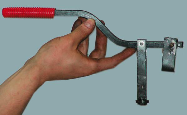 Специальный съемный инструмент