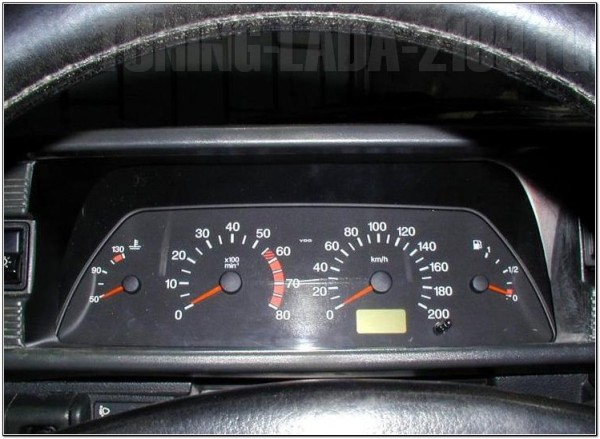 Установка спидометра на авто ВАЗ 2109