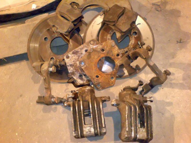 Фото №14 - ВАЗ 2110 греется тормозной диск
