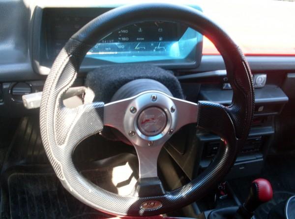 Спортивное колесо рулевое ваз 2110