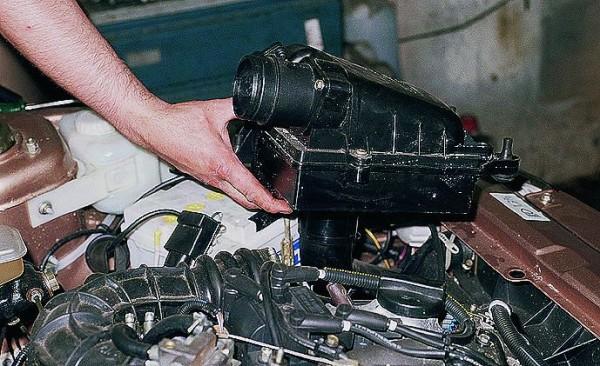 Воздушный фильтр ваз 2112
