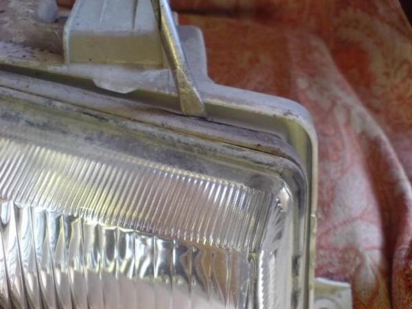 Замена фары или стекла