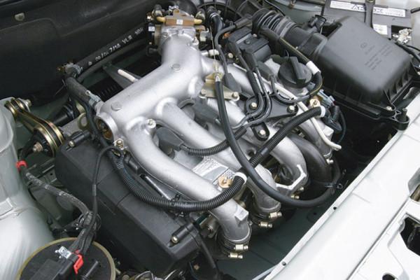 16-ти клапанный двигатель ВАЗ 2112