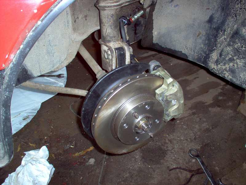 Ваз 2110 ремонт тормозов своими руками