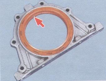 Ваз 2106 замена заднего сальника на коленвалу
