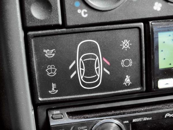 Блок индикации системы бортового контроля ваз 2110