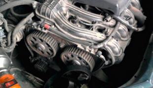 Генератор на автомобиле ваз 2110 с ГУР