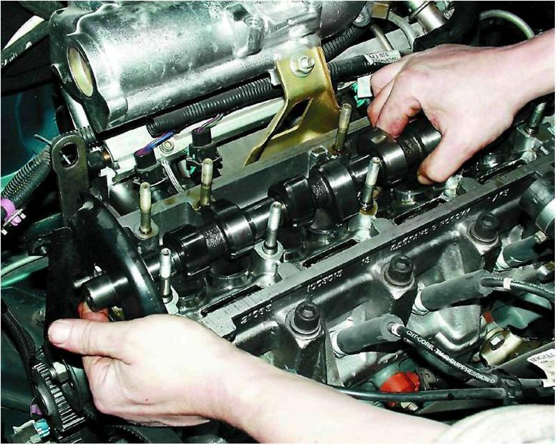 Переборка двигателя ВАЗ 2110