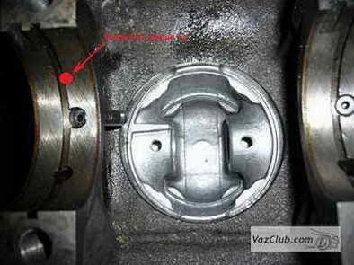 Установка масляной форсунки от двигателя ВАЗ 2112 на ВАЗ 2121