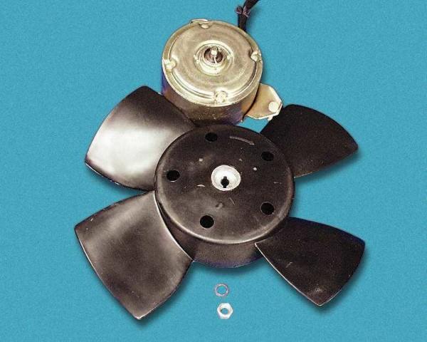 Ваз 2110 вентилятор охлаждения двигателя