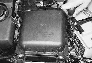 Фото №23 - как поставить воздушный фильтр на ВАЗ 2110