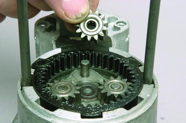 Стартер ВАЗ 2105 ремонт