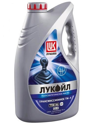 Трансмиссионное масло Лукойл