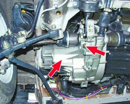Установка сливной пробки на КП ВАЗ 2110