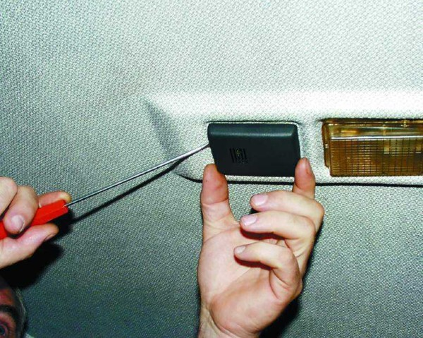 Ваз 2110 температурный датчик салона