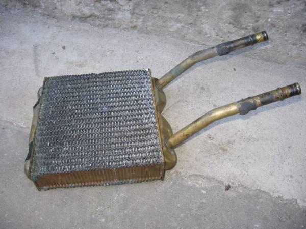 Ваз 2110 как прочистить радиатор печки