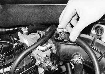 Доработка на ваз 2110 системы охлаждения двигателя
