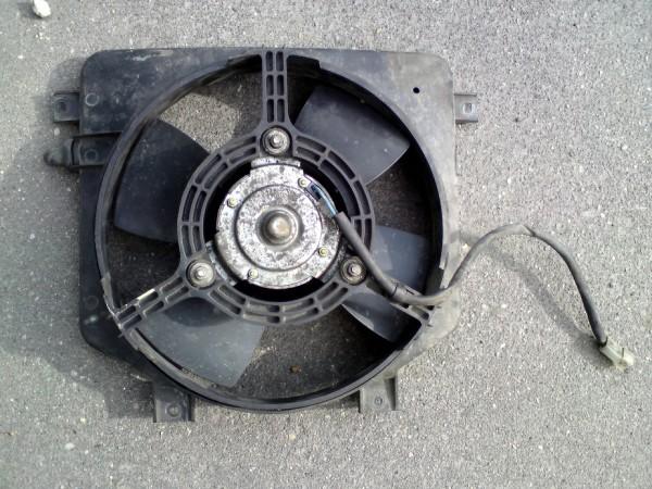 Ваз 2110 электродвигатель охлаждения