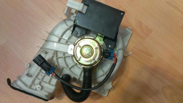 Замена вентилятора печки в ваз 2110